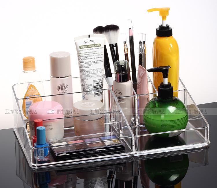 Acrylic Makeup Organizer Ikea