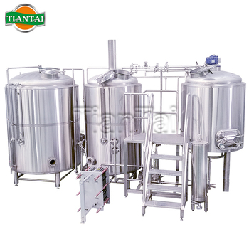500L brewing equipment used home brewing equipment for sale