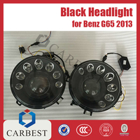 High Quality 2016 New Mansory G65 Led Light Head for G Class Mercedes Benz 2013