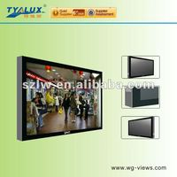 indoor 32 inch wall mount lcd advertising media display