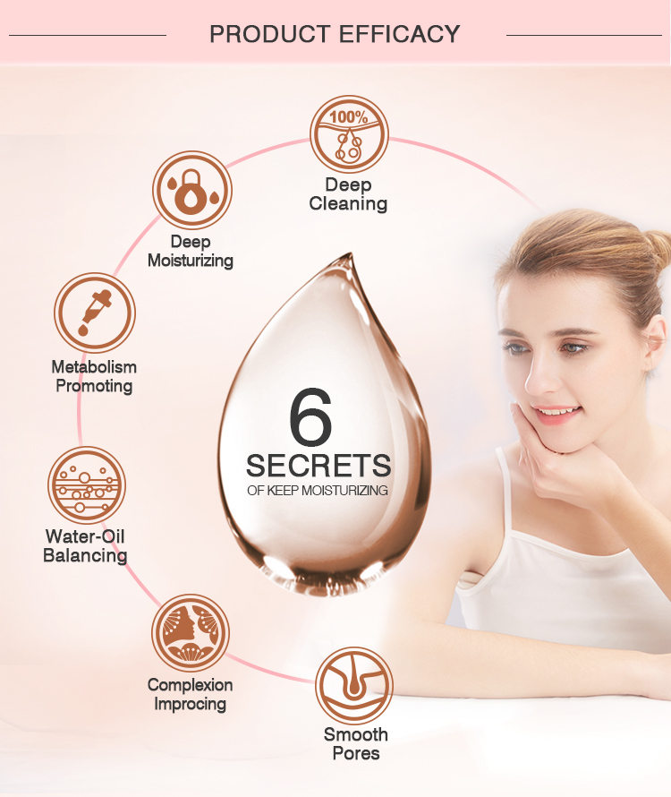 Latest fashion personal skin care USB rechargeable nano mist facial steamer