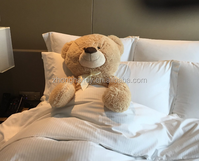 Large Teddy Bear XXL 100 cm Plush Soft Cuddly Toy with Cuddly Bear Theme for Loving