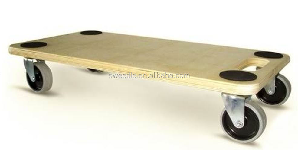 Gs Transport Trolley Plywood Wooden Mover Dolly Wooden Furniture Dolly Buy Wooden Furniture Dolly Wooden Mover Dolly Transport Trolley Product On