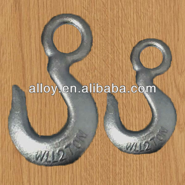 lost wax casting foundry eye hook