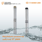 Submersible Deep Well High Pressure Stainless Steel Water Pump