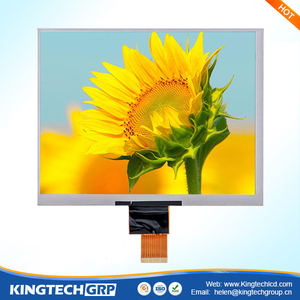 8 inch 1024x768 Innolux Touch Screen Lvds Ips Tft Lcd Display