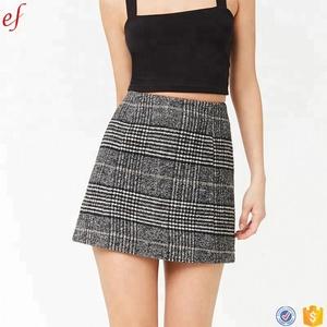cec88b27f7d China Short Skirt Plaid