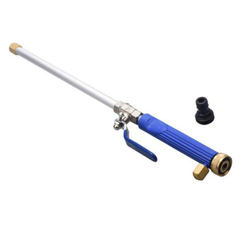 Long brass rod high pressure water spray gun water pressure gun