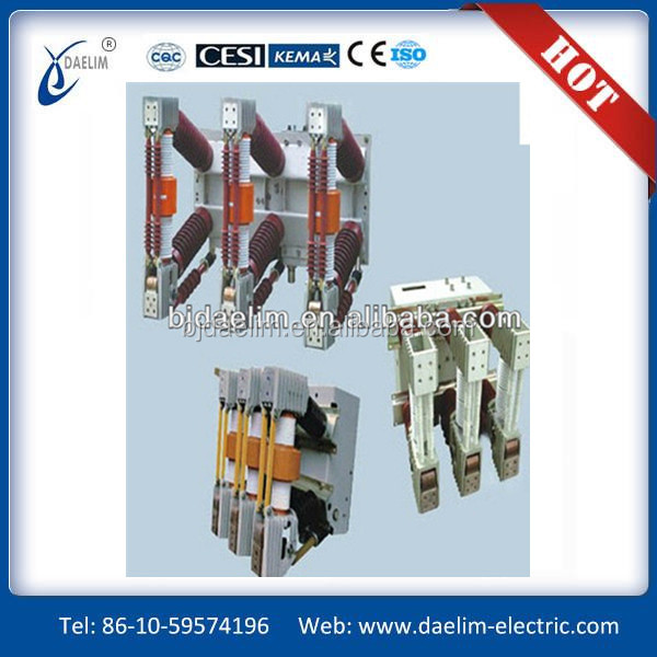 ZN85-40.5 type indoor ac high voltagecircuit breaker mccb
