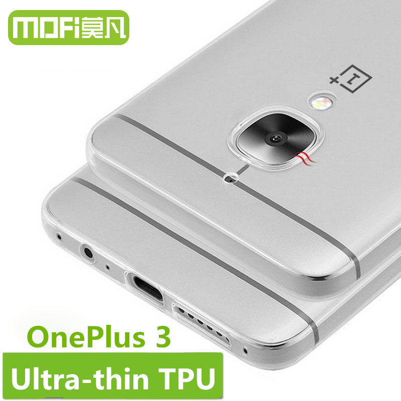 best service c9a27 fa91b Mofi Original Slim Fundas Tpu Case Housing For One Plus  Three,Oneplus3,Mobile Phone Silicon Soft Back Cover For Oneplus 3 - Buy  Oneplus 3 Tpu Case,One ...