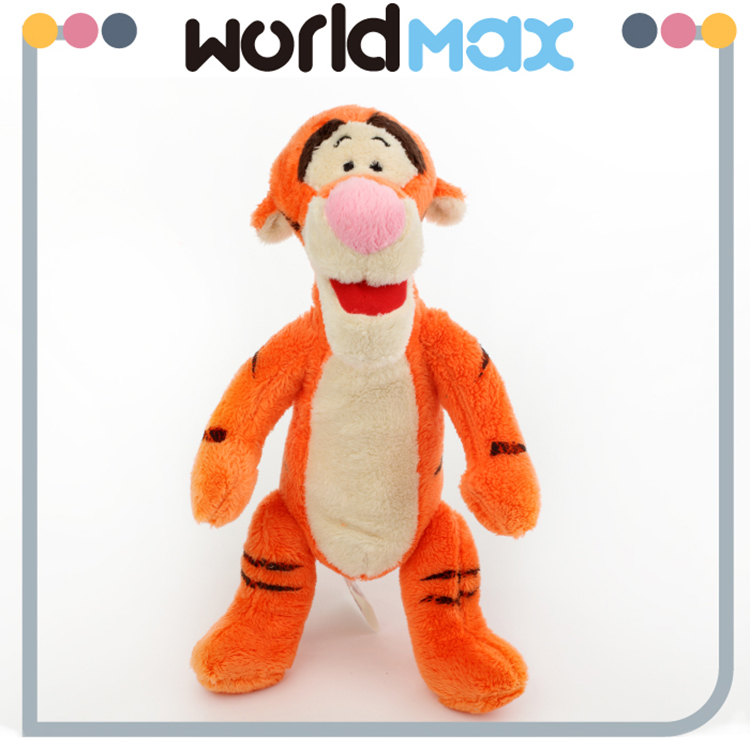 New Products And Happy Orange Tigger Lovely Baby Stuffed Toy