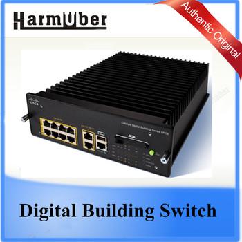 8 Fast Ethernet Ports And 2 Gigabit Copper Uplink Catalyst Digital Building Switch
