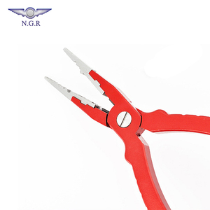 Durable use stainless steel long nozzle metal multi tool pliers