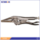 mechanical lock wire long nose locking pliers
