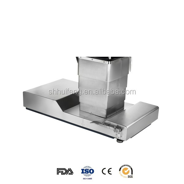 Modern x ray transparent surgery orthopedic tables