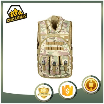 Military M4 Magazine Pouch Desert Tan Color Military Molle Tactical Vest