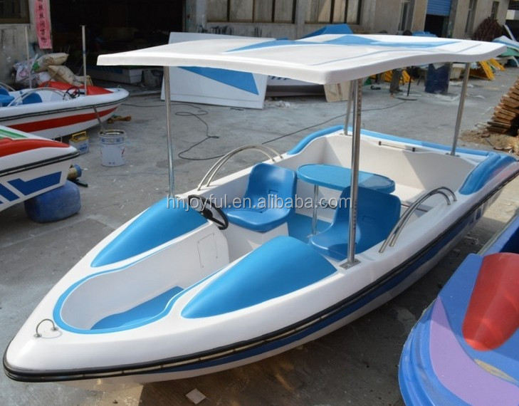 Aqua Park Water Play Used Motor Boat Electric Water Jet