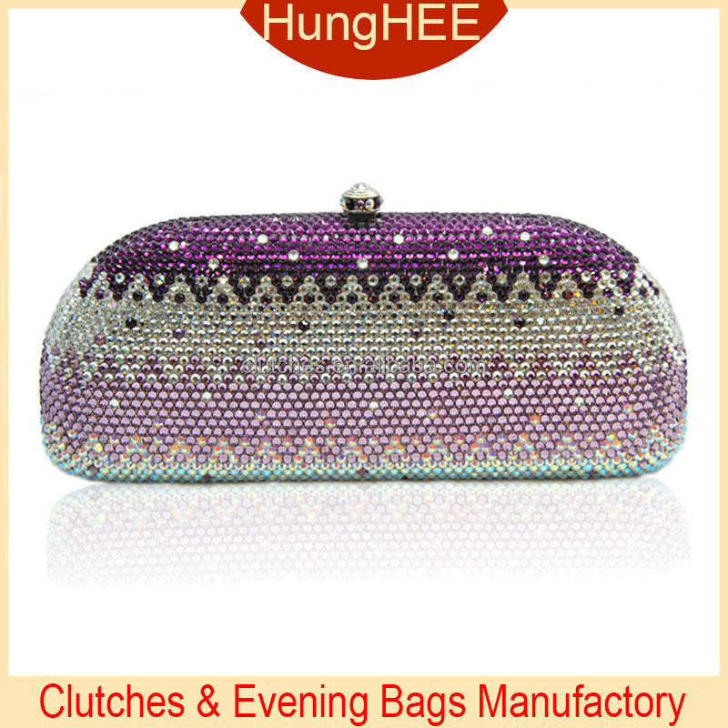 Wholesale Fashion Bling Crystal Evening Bags UK
