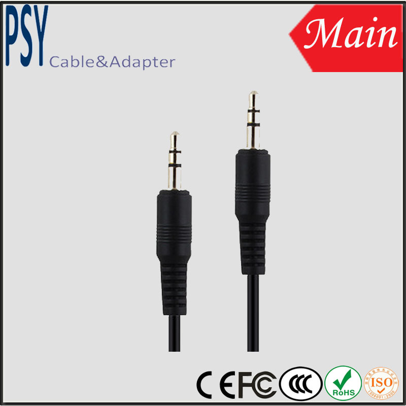 3.5mm Braided Fabric Audio Cable