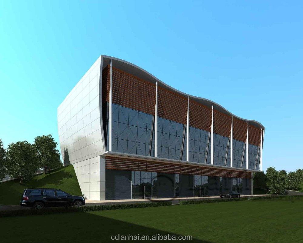 Australia Factory Architecture Design