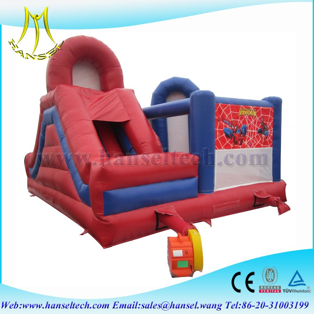 Hansel bouncy inflatable castle childrens party bouncing castles