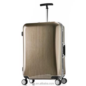 1ad7c8f6eb Portable Trolley Luggage Polo Trolley Luggage Travel Land Suitcase ...