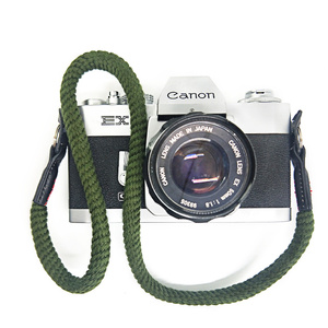 Factory Suppliers Wholesale Soft Cotton Neck Camera Strap for Camera
