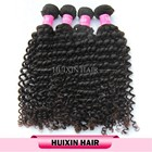 Human hair feeling food no shed,no chemical processed virgin Peruvian deep wave hair extensions