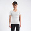 Body Shaping T-shirt Quick Dry Flimsy Fabric Tank Top For MEN Y60