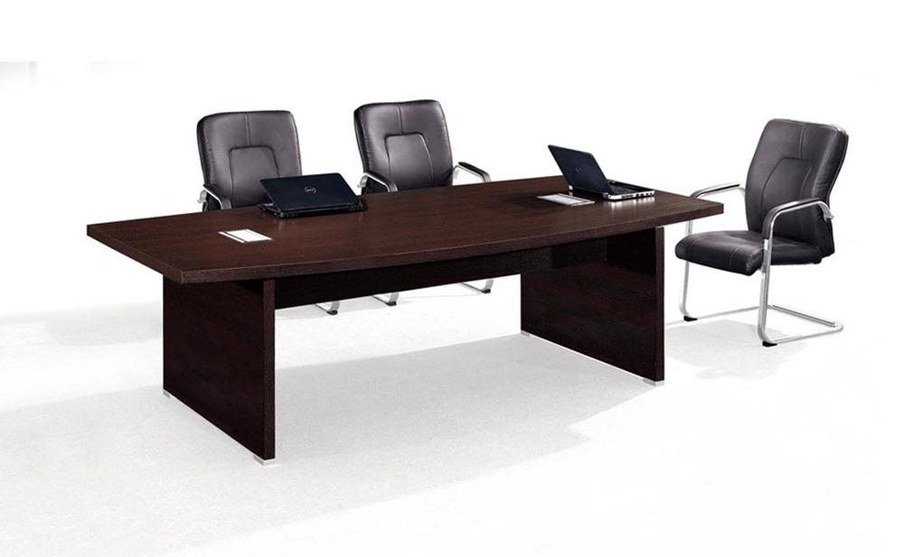 Cf 45mm Black Color Furniture Office Conference Tables