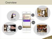 Orbita bluetooth high security lock rfid hotel door lock software