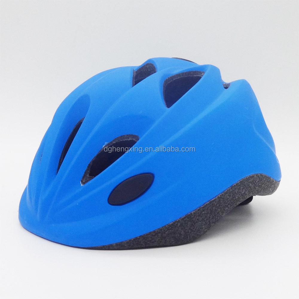 Pakistan market hot sell children bike riding helmets, outdoor sports safety helmets
