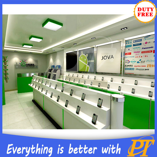 Cell Phone Store Design Mobile Phone Shop Interior Design