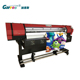 High resolution DX5 DX7 large format plotter eco solvent printer