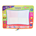 Children Learning Painting Canvas Kids Water Doodle Mat Blank Painting Board Magical Colorful Babies Educational Toy