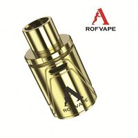 Mechanical Mod Clone Electric Atomizer Electronic Cigarette Rofvape New Design RDA Atomizer