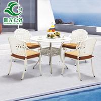 Aluminium Profile Furniture,Table And Chair