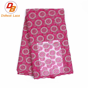 Cheap Stone Lace And High Quality Red African Lace Fabrics