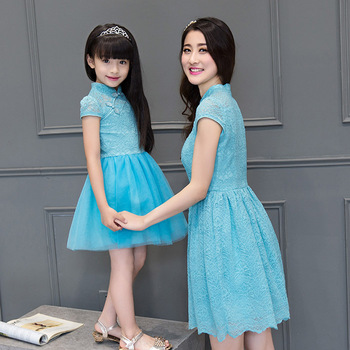 ea395594ee Matching Clothes Mother And Daughter Mother And Child Dress - Buy ...