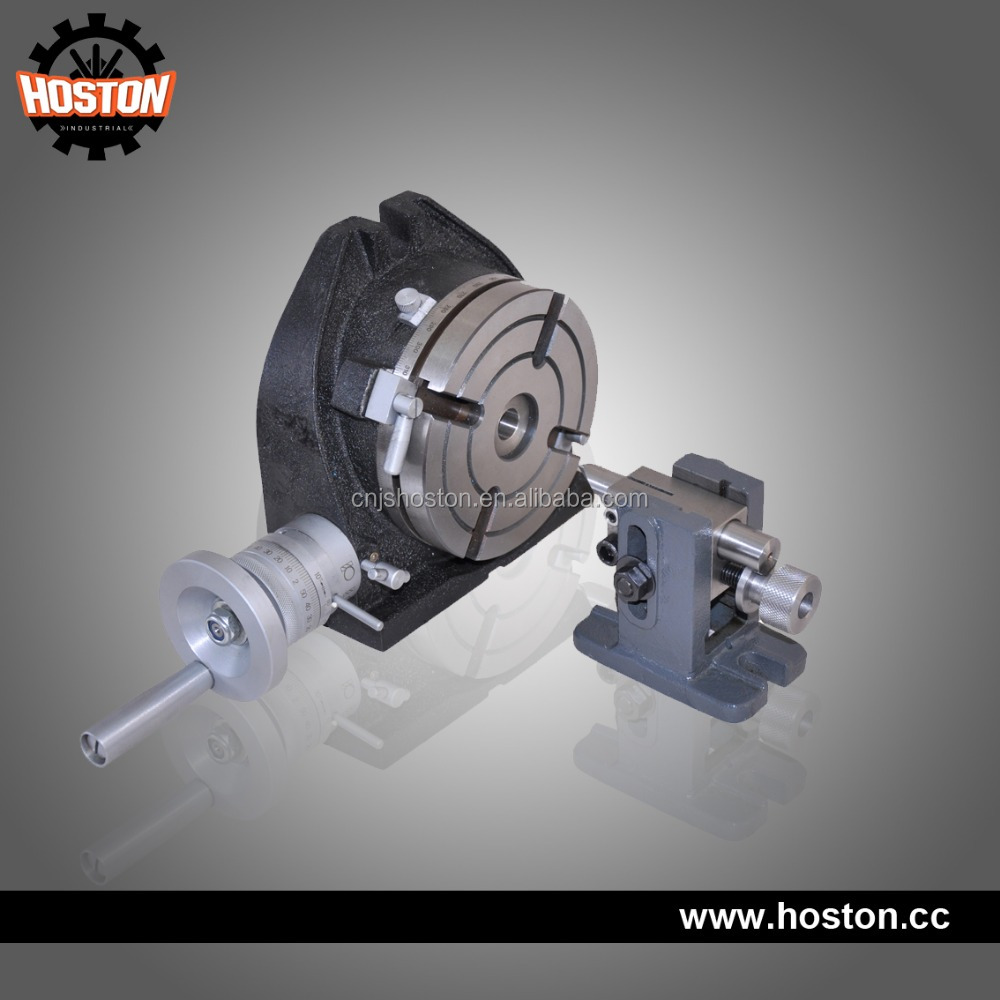 HOSTON TSL Milling Rotary Table/Precision table for cnc&milling machines