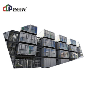 Fashionable Steel frame Sandwich panel container house price in india