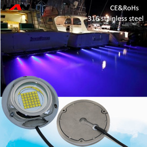 HAN GROUP 108w underwater led boat lights/marine underwater led lights/fishing lights for marines
