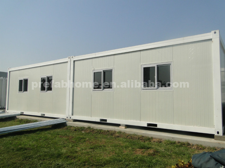low cost pre-made prefab house container house poland