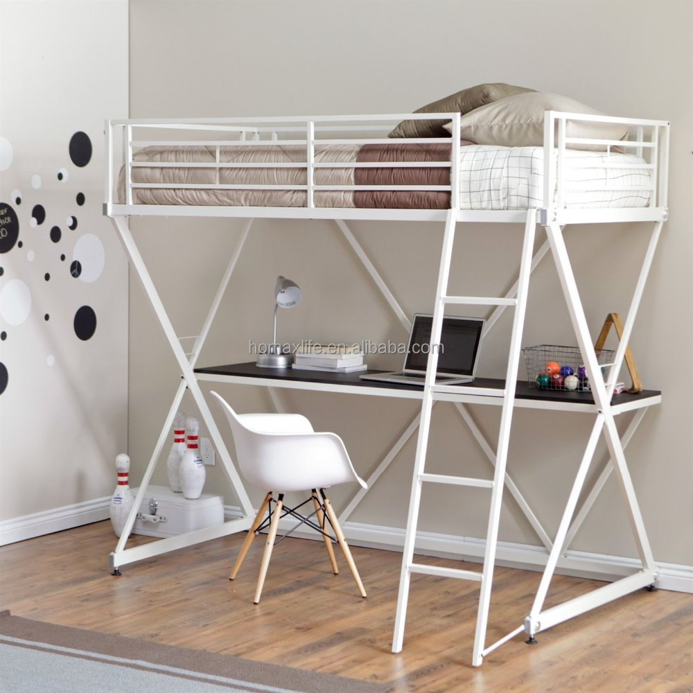 metal bunk bed with desk metal bunk bed with desk suppliers and at alibabacom