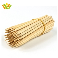 Beauty Tools Accessories Bamboo Stick for Nail in Bulk