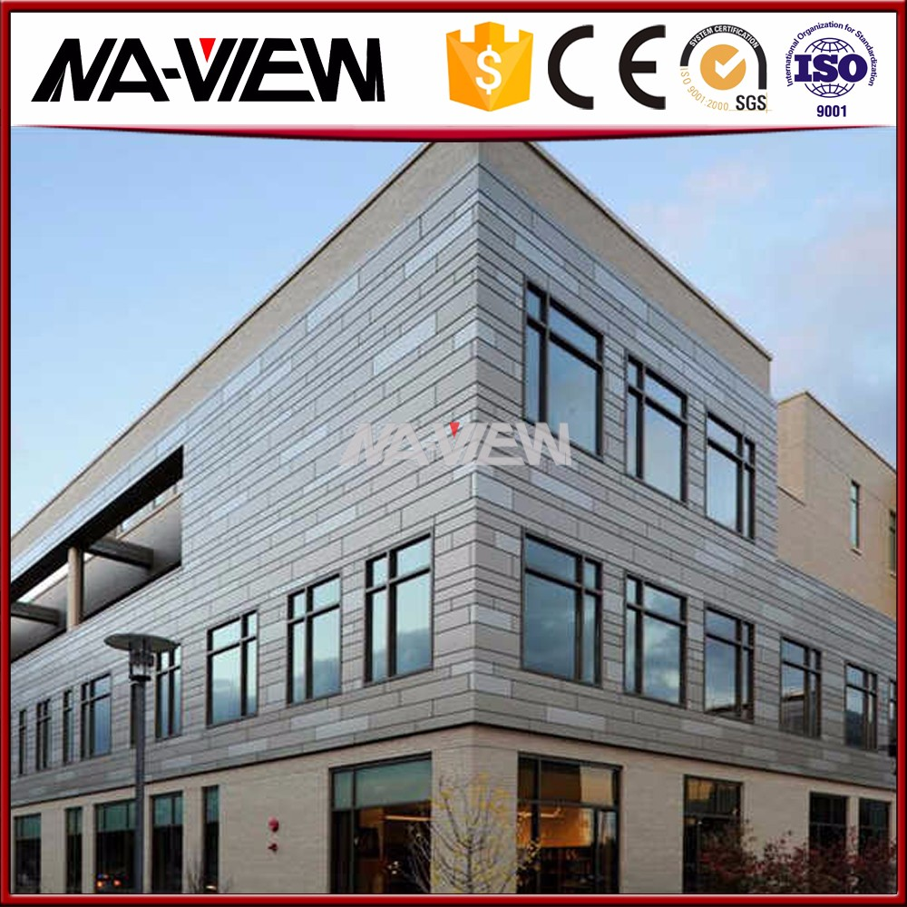 high light aluminium composite panel manufacture/ACP sheet /curtain exterior wall panels