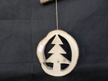 sustainable hot christmas tree home decor hanging christmas decoration