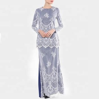 baju Kebaya Moderne Moderne Buy Kurung Muslimischen Batik Kebaya Islamische baju Kleidung Kleid Weiß Spitze Baju Indonesien txshQrdC