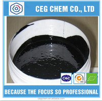 carbon black liquid colorants for electrical pipes.Extrusion, Soya oil based