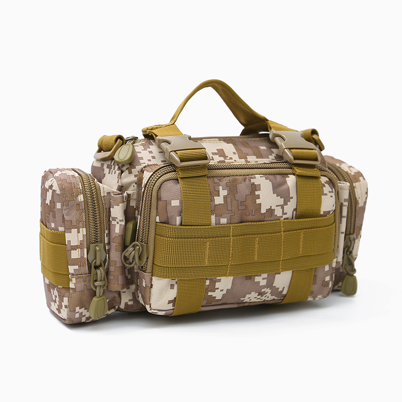Military Fanny Pack phone Tactical Waist Bag Pack Waterproof Hip Belt Bag Pouch for Hiking, Climbing Waist pack Outdoor Bumbag